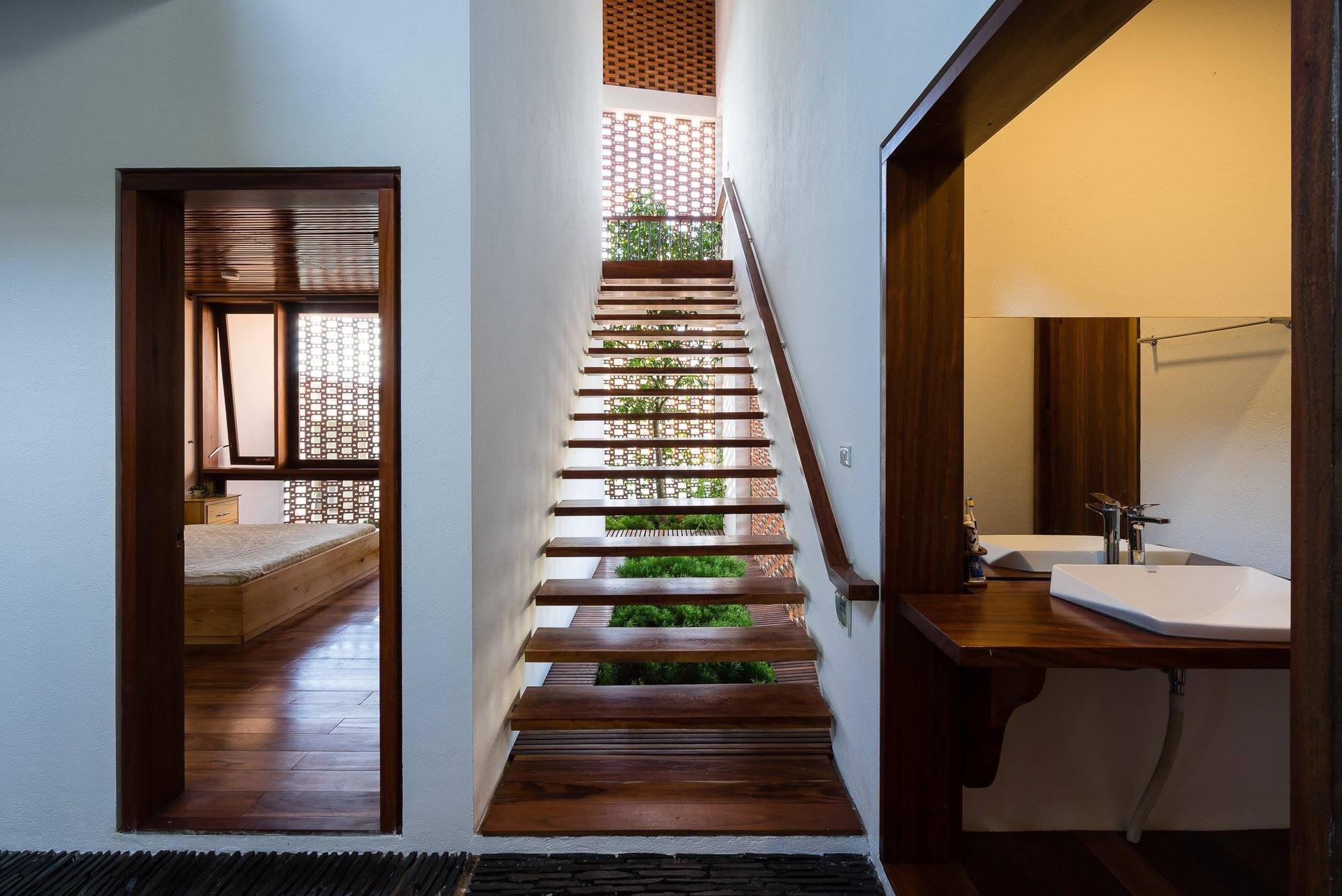 Ngôi nhà mái ngói cấp 4 đẹp như resort khiến nhiều người ước mơ ở Lâm Đồng - Ảnh 12.
