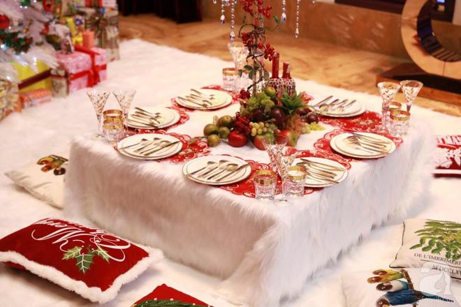 Ngắm biệt thự triệu đô của Đàm Vĩnh Hưng được trang trí đẹp lung linh đón Noel về - Ảnh 11.