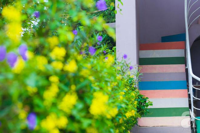 Ngôi nhà vườn xanh mát bóng cây của nữ giảng viên đại học chỉ cách Hà Nội 30 phút chạy xe - Ảnh 10.