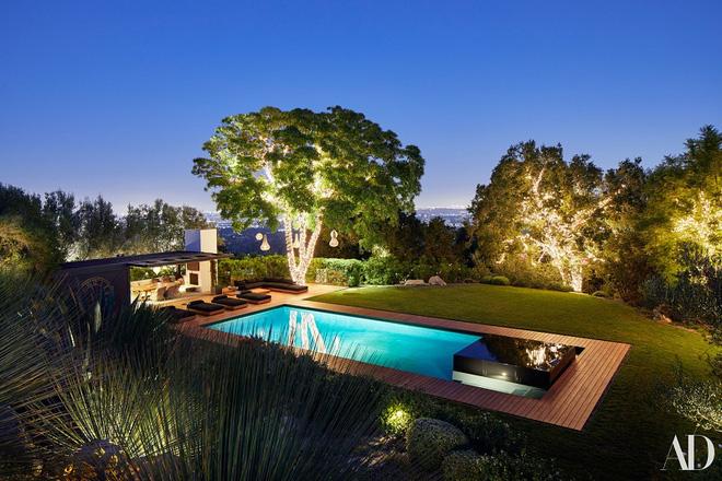 Chiêm ngưỡng ngôi biệt thự hiện đại trị giá 15 triệu bảng của nữ diễn viên xinh đẹp Jennifer Aniston - Ảnh 13.