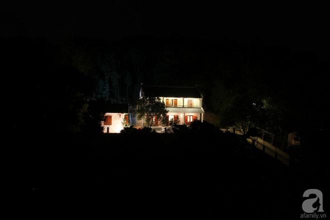 Ngôi nhà vườn hoài cổ với mái nhuốm màu thời gian bình yên giữa núi đồi Bắc Ninh - Ảnh 1.