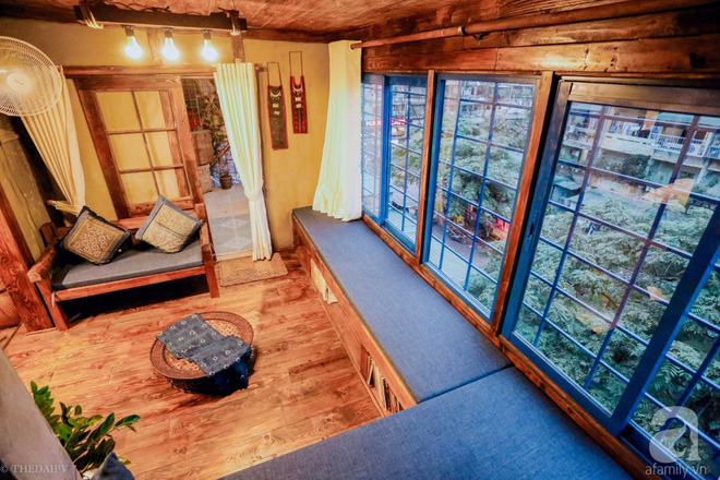 Thời gian như ngừng trôi khi ngắm nhìn căn hộ tập thể vỏn vẹn 30m² ở Giảng Võ, Hà Nội - Ảnh 18.
