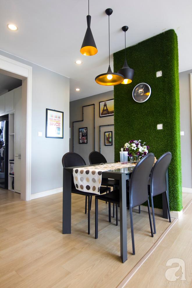 Căn hộ 83m² thoáng mát và ấn tượng với chi phí thi công 100 triệu đồng ở Hà Nội - Ảnh 10.