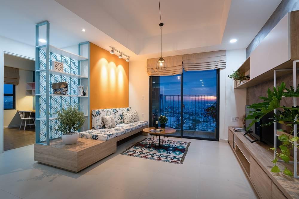 Cô gái độc thân ở Sài Gòn sở hữu căn hộ đẹp và trẻ trung đến từng m² diện tích - Ảnh 4.