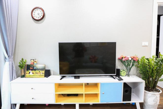 Căn hộ 110m² góc nào cũng xinh của vợ chồng trẻ tự tay thiết kế - Ảnh 6.