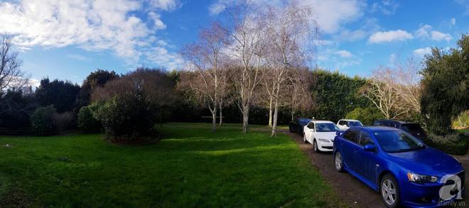 Choáng ngợp trước ngôi nhà vườn xanh mát bóng cây, rộng 7600m² của cô dâu Việt tại New Zealand - Ảnh 16.