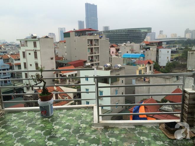 Ngôi nhà ống 58m² ở Hà Nội đẹp như nhà ở châu Âu sau khi cải tạo - Ảnh 4.