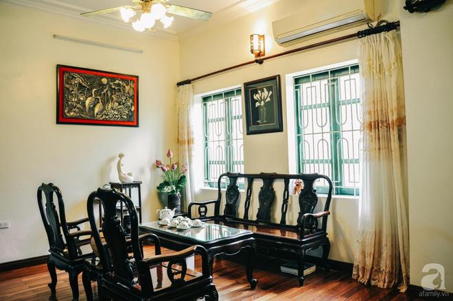 Ngôi nhà ở phố cổ Hà Nội đẹp như một bức tranh hoài niệm về quá khứ, tạo nên cảm giác yên bình và vô cùng lãng mạn - Ảnh 4.