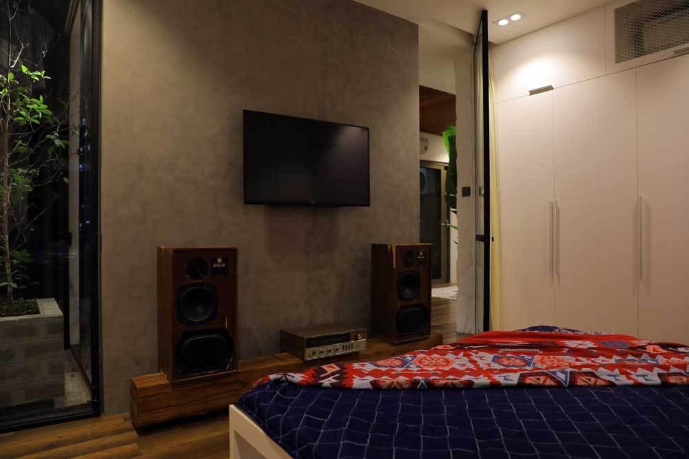 Sau cải tạo, căn hộ 68m² ở Hà Nội này đã trở thành không gian sống kiểu mẫu của nhiều gia đình trẻ - Ảnh 14.