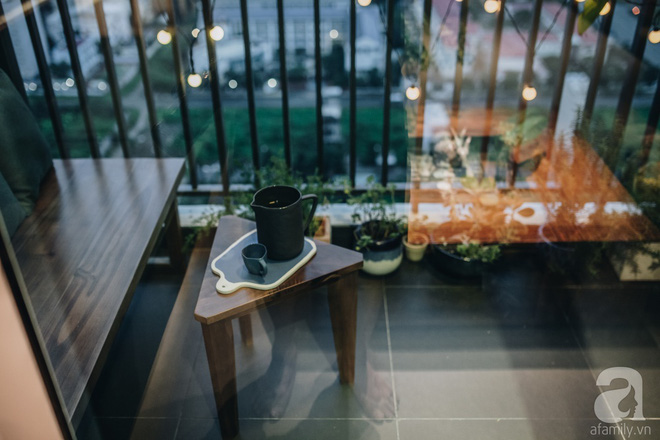 Căn hộ đẹp hoàn hảo tới từng chi tiết của nhà thiết kế thời trang Trương Thanh Hải ở Sài Gòn - Ảnh 13.