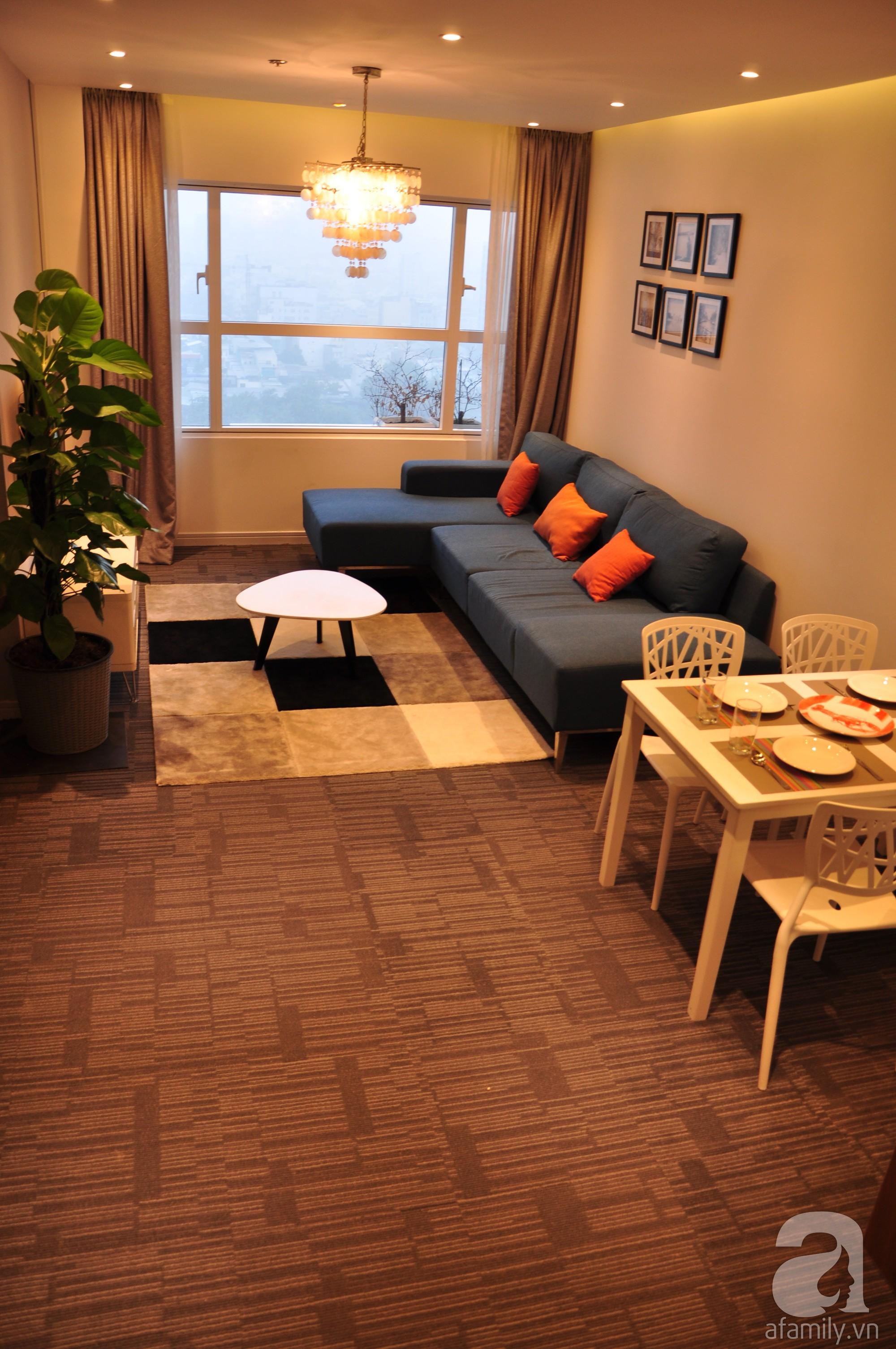 Căn hộ nhỏ 55m² ở quận 7, Sài Gòn nổi bật phong cách tận hưởng cuộc sống do anh chàng độc thân tự tay bố trí nội thất - Ảnh 6.