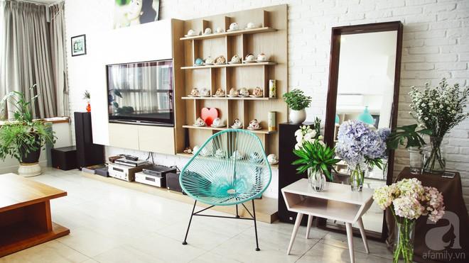 Căn hộ đầy cảm hứng có giá 9 tỷ đồng, rộng 172m² ở Sài Gòn của người đàn bà đẹp - Ảnh 3.