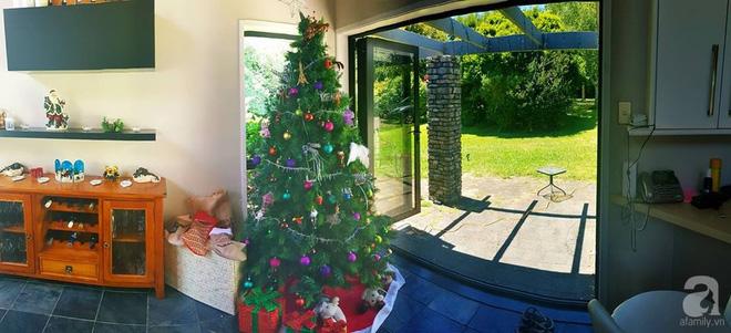 Choáng ngợp trước ngôi nhà vườn xanh mát bóng cây, rộng 7600m² của cô dâu Việt tại New Zealand - Ảnh 24.