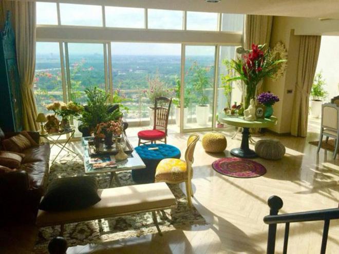 Ngắm hai căn hộ xa hoa bậc nhất showbiz Việt của nhà thiết kế Lý Quí Khánh - Ảnh 9.