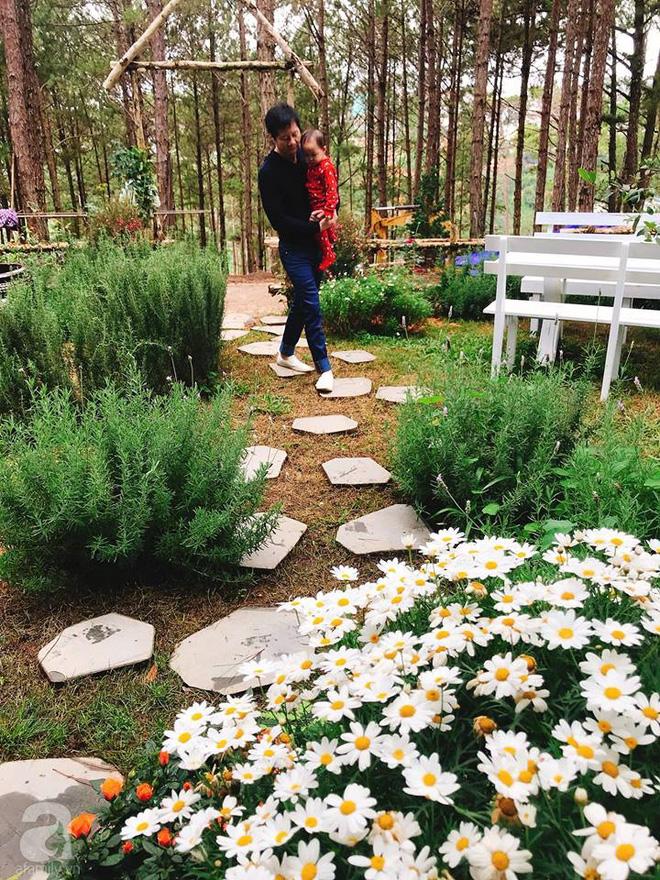 Biệt thự đẹp lãng mạn trên đồi thông ở Đà Lạt trị giá 25 tỷ đồng của siêu mẫu Phan Như Thảo và chồng đại gia - Ảnh 7.