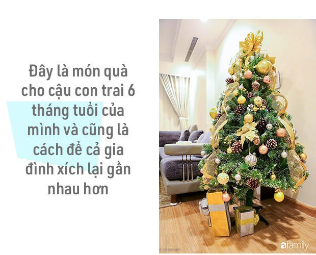 Hai căn hộ được trang trí đậm vị Giáng sinh với chi phí chỉ dưới 10 triệu đồng ở Hà Nội - Ảnh 20.