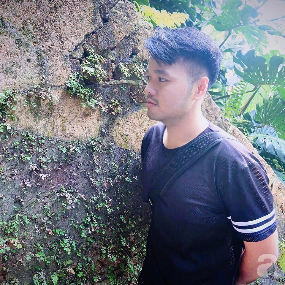 Căn hộ nhỏ 55m² ở quận 7, Sài Gòn nổi bật phong cách tận hưởng cuộc sống do anh chàng độc thân tự tay bố trí nội thất - Ảnh 1.