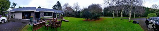 Choáng ngợp trước ngôi nhà vườn xanh mát bóng cây, rộng 7600m² của cô dâu Việt tại New Zealand - Ảnh 10.