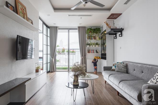Gần 500 triệu đồng thi công, căn hộ 72m² ở Hà Nội thực sự là không gian sống đáng mơ ước của bao người - Ảnh 5.