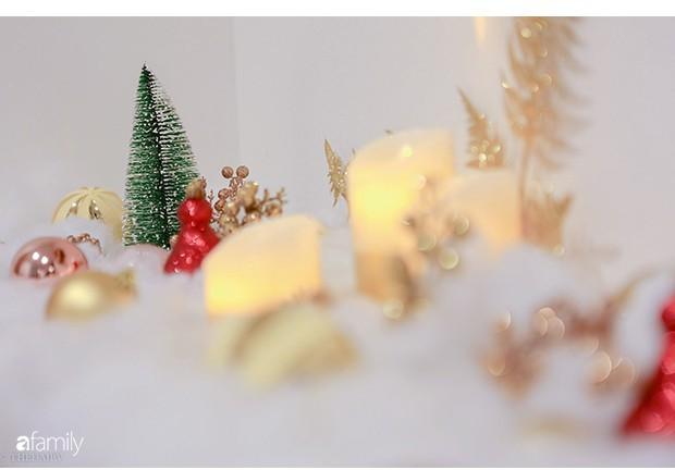 Hai căn hộ được trang trí đậm vị Giáng sinh với chi phí chỉ dưới 10 triệu đồng ở Hà Nội - Ảnh 21.