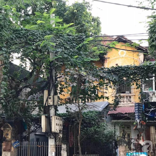Trải nghiệm một Hà Nội thật xưa trong không gian yên bình của căn biệt thự ở phố cổ Hà Nội - Ảnh 1.